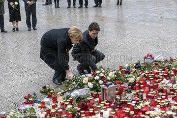 Merkel + Trudeau