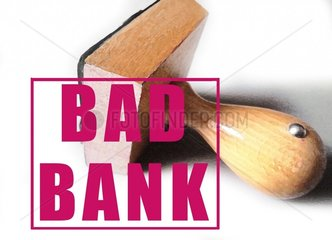 Stempel Bad Bank