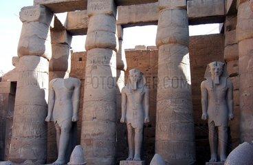 Luxor Tempel Aegypten