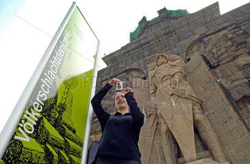 Leipzig  Deutschland  Voelkerschlachtdenkmal Leipzig