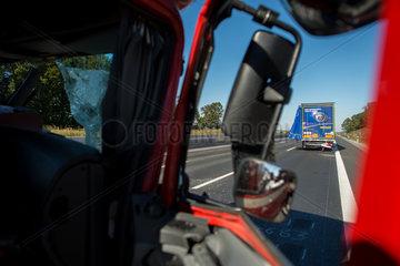 Seesen  Deutschland  LKW-Unfall