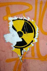 Radioaktiv Ausstieg