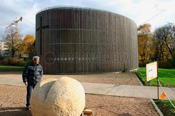 Berlin - chapel of reconciliation