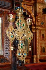 Vilnius. orthodoxe Kirche des Heilige Demeter