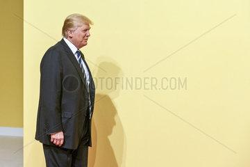Donald Trump  Praesident der USA