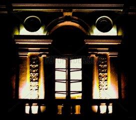 Koeniglicher Balkon