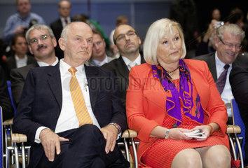 IAA 2009 - Ursula und Ferdinand Piech