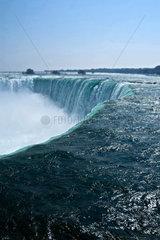 Niagara Falls  Kanada  die Niagarafaelle