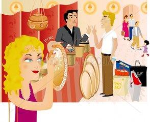 Bazar pruefen feilschen handeln kaufen Urlaub Mitbringsel