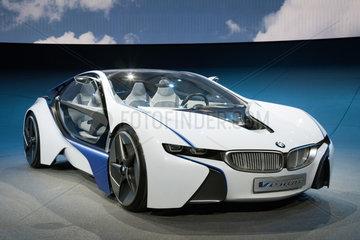 IAA 2009 - Konzeptfahrzeug BMW Vision Efficient Dynamics