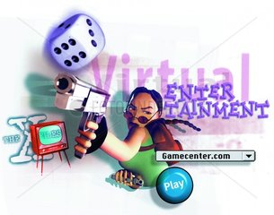 Entertainment Virtual Games Play Computerspiele Sucht