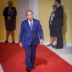 Nguyen Xuan Phuc  Premierminister Vietnam