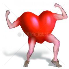 Serie Herz Gesundheit