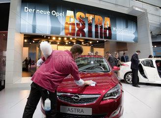 IAA 2009 - Opel Astra
