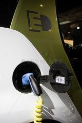 IAA 2009 - Smart Elektroauto