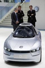 IAA 2009 - VW L1