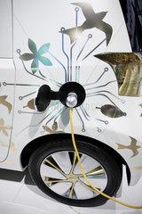 IAA 2009 - Toyota Elektroauto