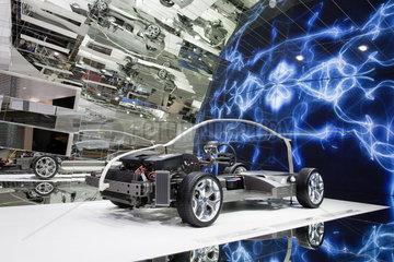 IAA 2009 - Opel Ampera