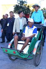 CAMBODIA-PHNOM PENH-PM-CYCLO