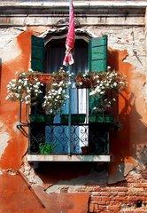 Venedig Balkon