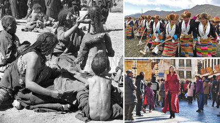 Xinhua Headlines: Tibet - 60 years of democratic reform through a lense