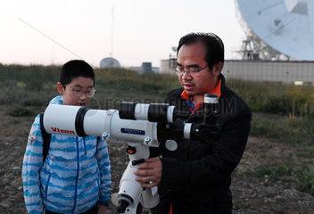 CHINA-XINJIANG-URUMQI-METEOR SHOWER(CN)