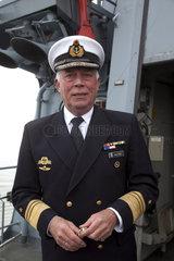Vizeadmiral Wolfgang E. Nolting