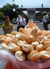 Brasilien  Rio de Janeiro: World Food Day