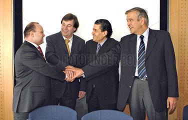 Verkauf der ProSiebenSat.1 Media AG an die Saban Group  2003