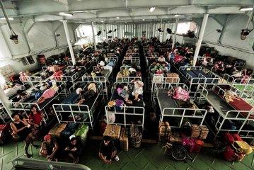 Philippinen: Taifun