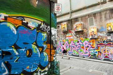Graffiti Lane