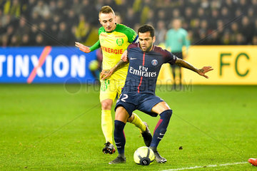 (SP)FRNACE-NANTES-SOCCER-LIGUE 1