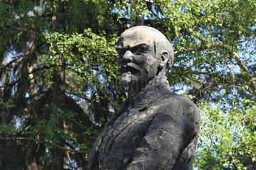 Wuensdorf  Lenin-Denkmal