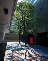 Tokio  Platz in der Stadt