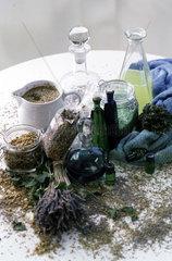 Aroma Set mit Lavendel