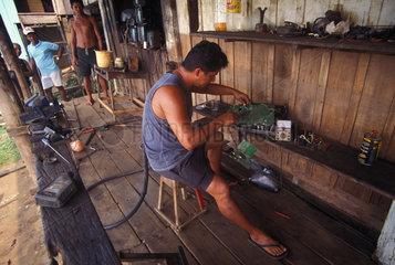Arbeiter in Brasilien