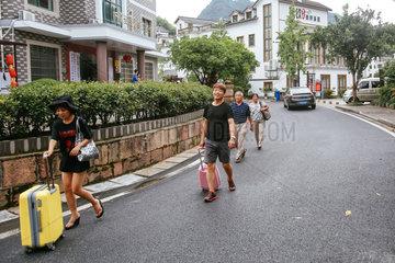 CHINA-ZHEJIANG-CHUN'AN-ENVIRONMENT(CN)