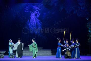 CHINA-BEIJING-YAO OPERA(CN)