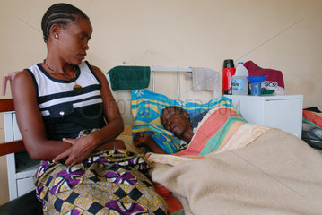 Sambia  Lusaka AIDS Hospiz