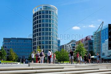 Hamburg  Hafencity Sommer 2015
