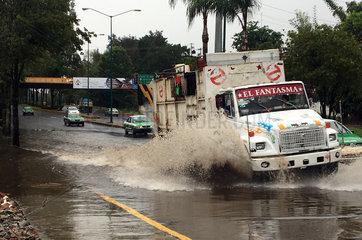 MEXICO-VERACRUZ-ENVIRONMENT-CLIMATE