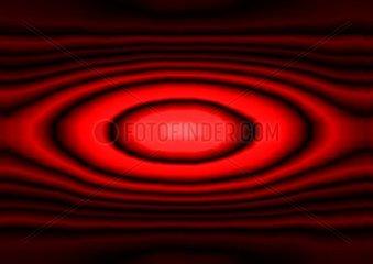 Kreise rot