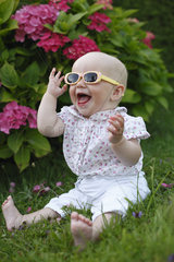 Sonnenbrille testen