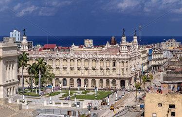 Das Grosse Theater von Havanna