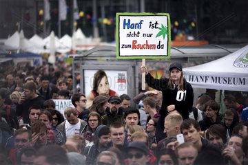 Hanfparade Berlin