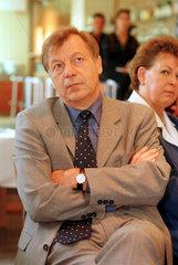 Eberhard Diepgen (CDU)  Portrait QF