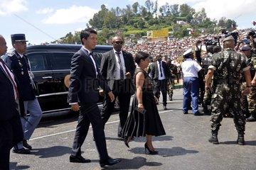 MADAGASCAR-ANTANANARIVO-PRESIDENTIAL-INAUGURATION
