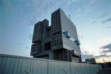 Haus der Raete im Stadtzentrum von Kaliningrad  Russland