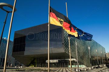 Berlin  Deutschland - Futurium  Ort fuer Praesentation und Dialog zu Wissenschaft