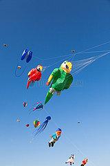 Kite Festival Travemuende 2014